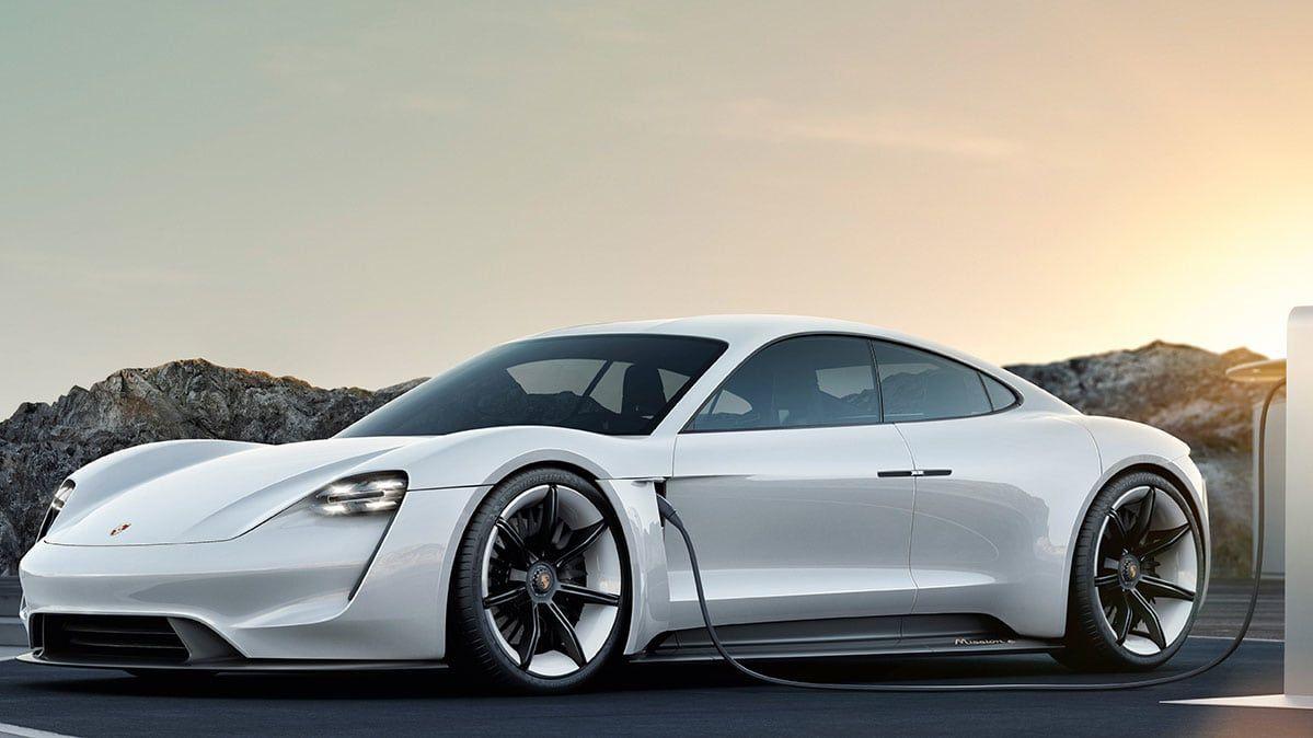 2020 Porsche 928Concept Release