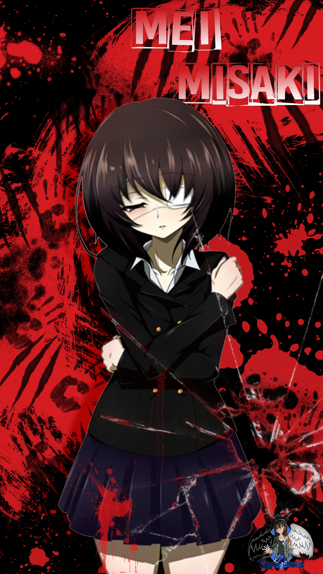 About Picture Character Name Misaki Mei