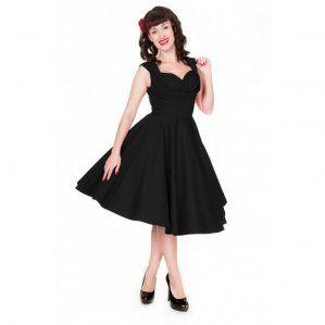 Ophelia Black Dream Dress 60 eu