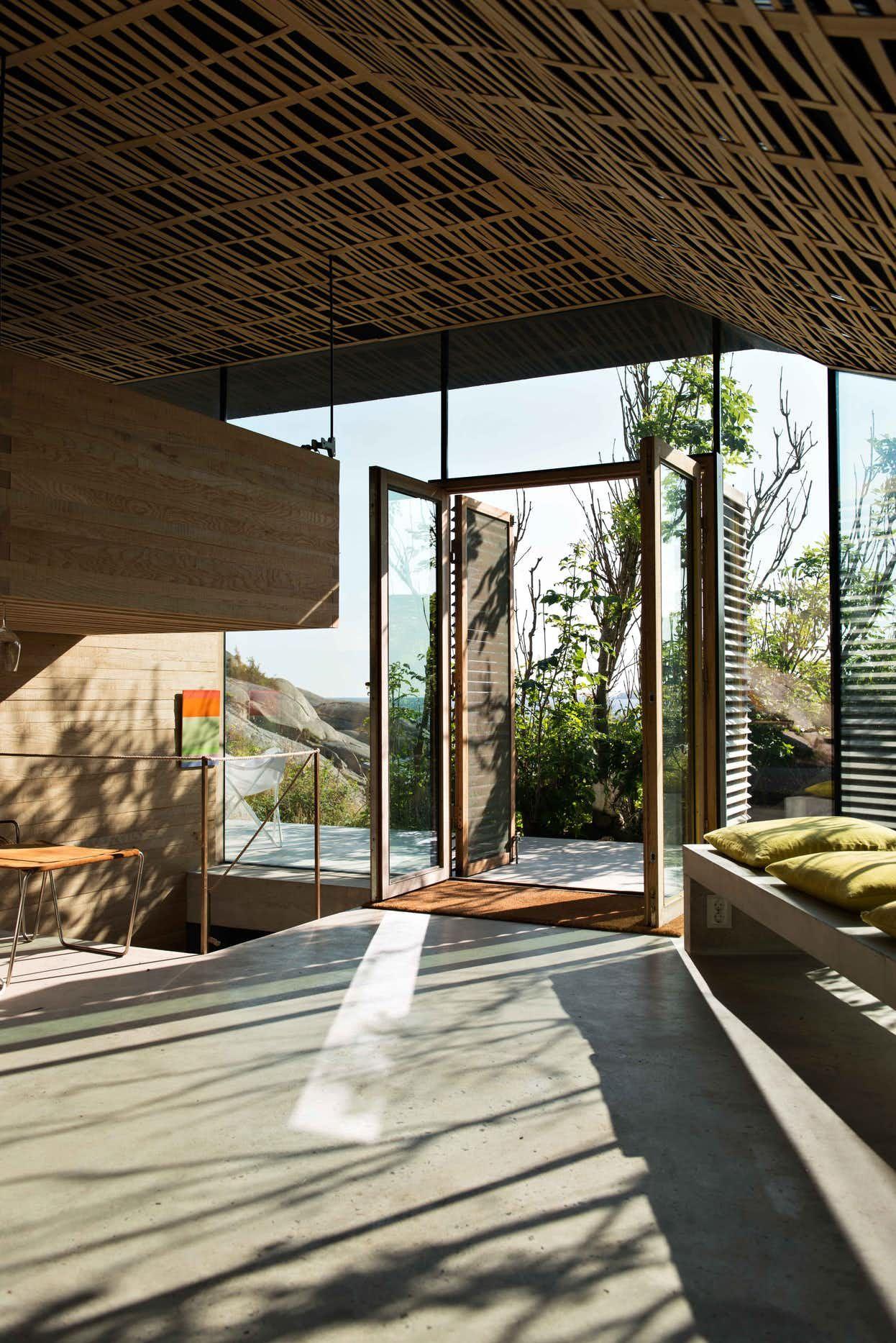 Smukke materialer skaber smukke boliger