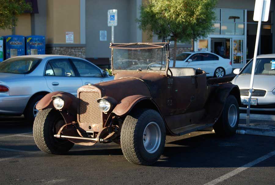 Hillbilly Hot Rods Jed Clampett S Rod Las Vegas Nevada Man On The Move