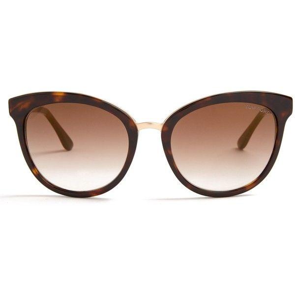039cb63910 Tom Ford Eyewear Emma cat-eye sunglasses (5