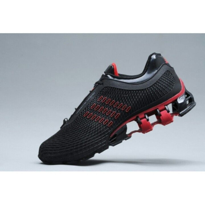 61dce66e4 PORSCHE DESIGN ADIDAS BOUNCE S2 Black Red New Sneakers
