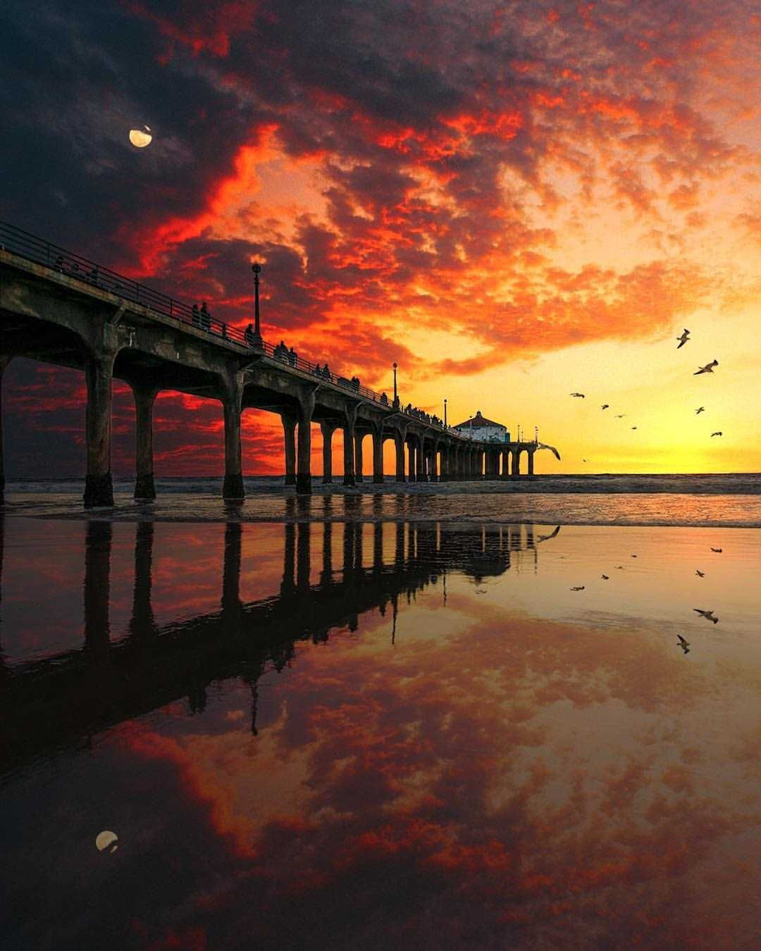 astonishing landscapes of california by nate carroll お気に入り