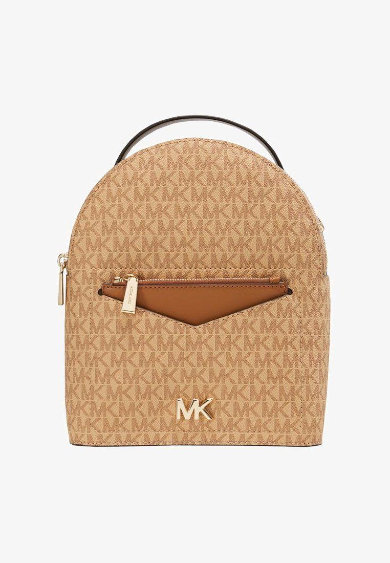 3add43364dda0 michael kors logo print backpack shoulder bag Michael Kors Backpack