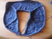 Comment tricoter un raglan d'en haut (RVO) –   – stricken