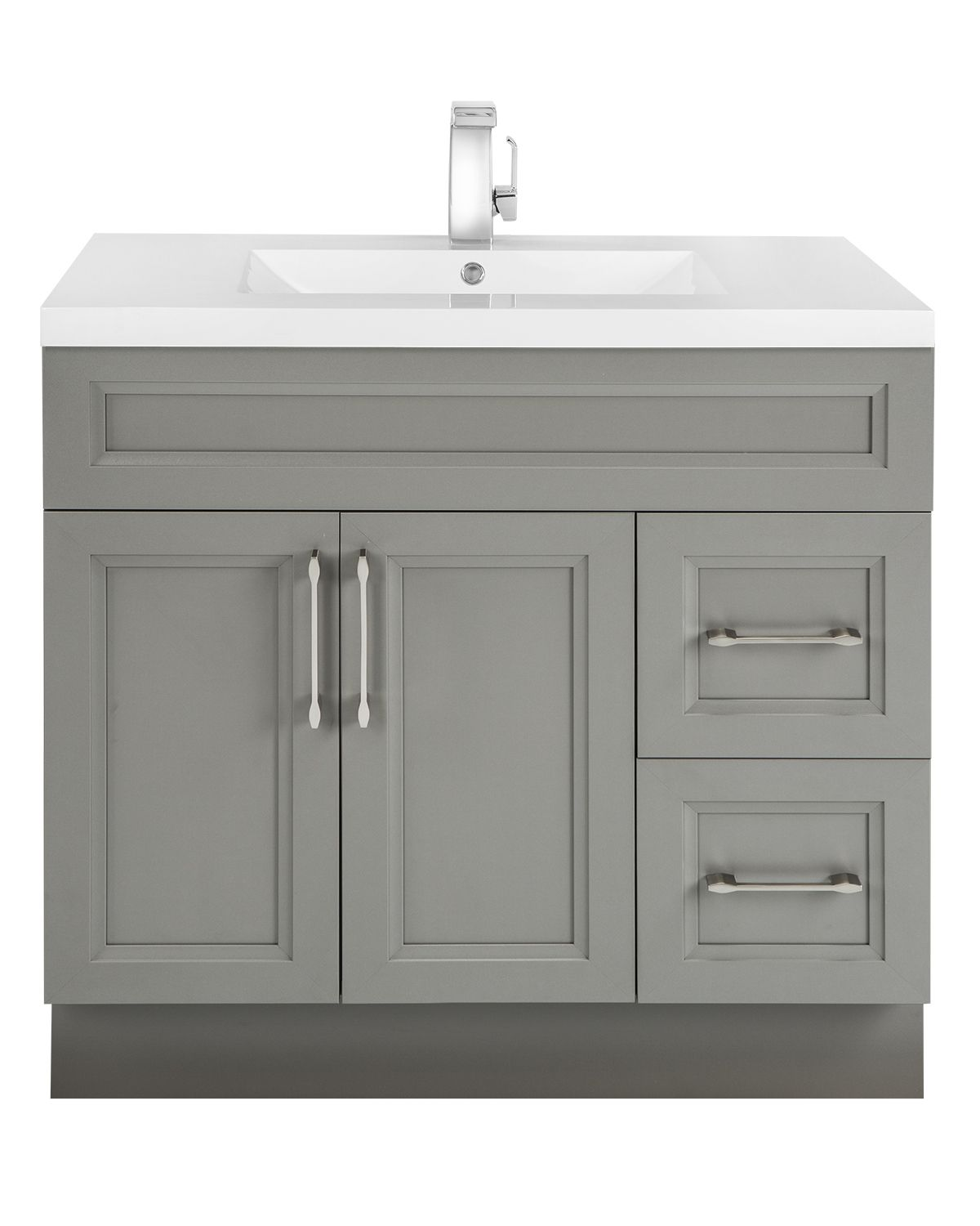 Best Classic Collection 36 Single Sink In Fossil Bevel Shaker 400 x 300