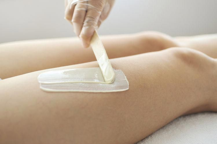 Should You Wax Your Legs at a Salon or at Home? | Thick ...