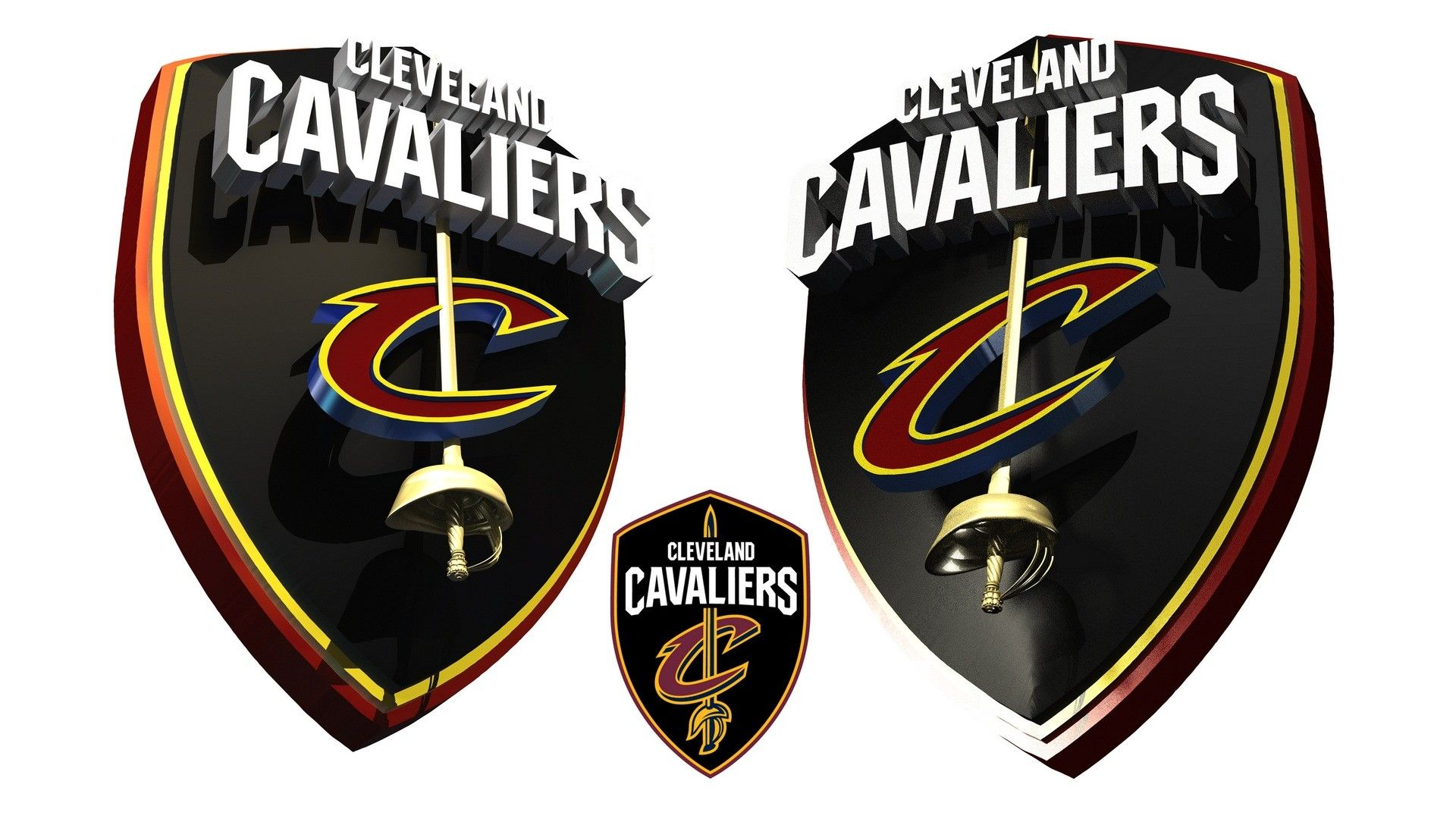 Hd Cleveland Cavaliers Logo Wallpapers Basketball Wallpapers Hd