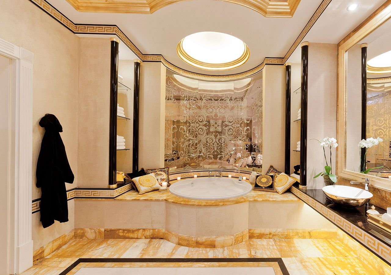 Versace Interior Design | interior design on request the interior ...