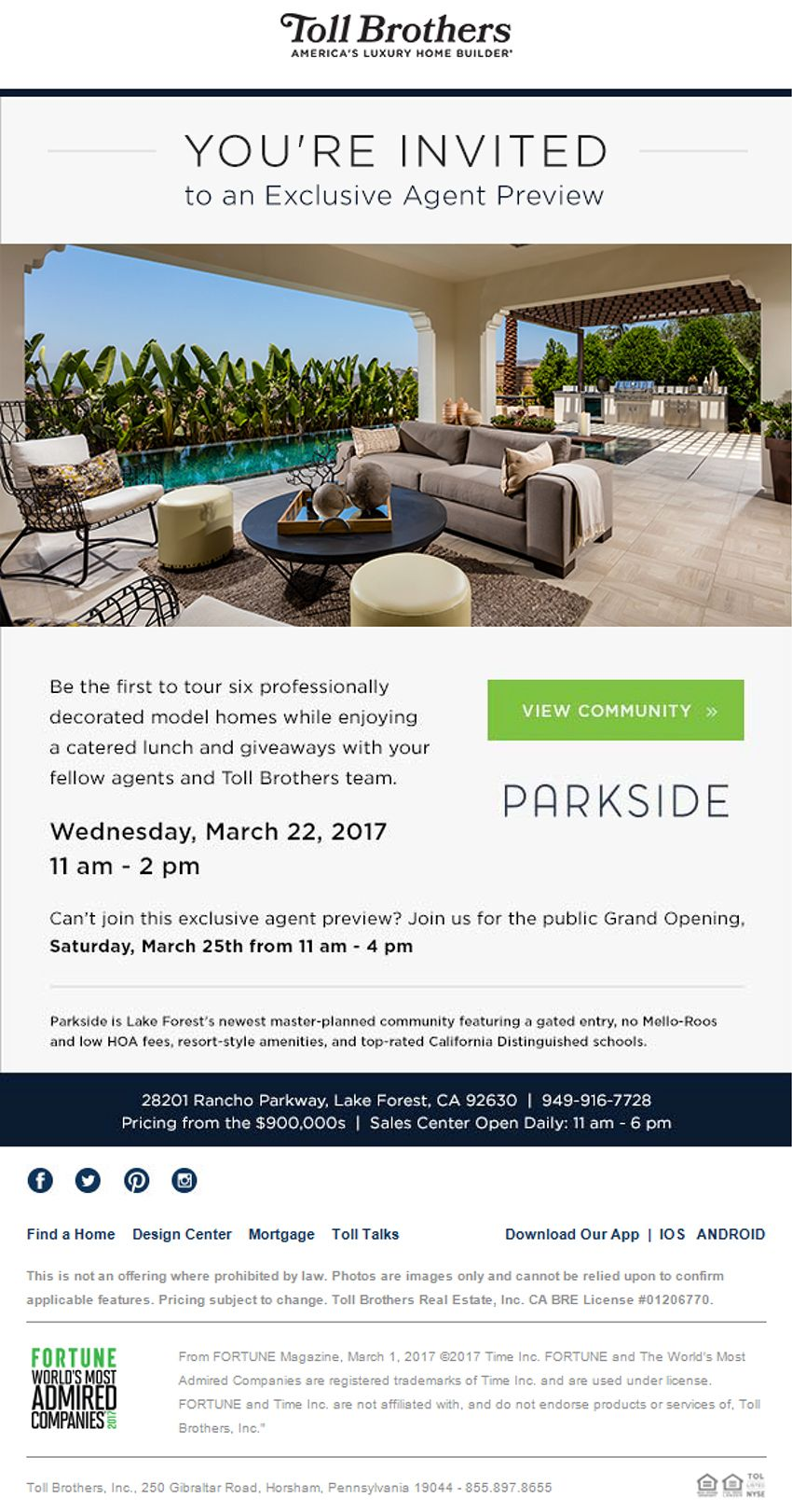 new homes for sale in lake forest california join us for an