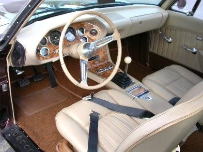 New Interior Upholstery Carpet Door Panels Dash Console And Steering Wheel Refurbishment