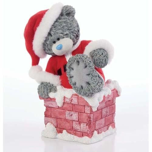 All in a Nights Work Me to You Bear Figurine
