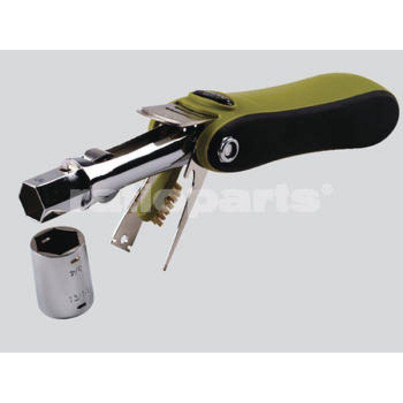 Zündkerzen Multi-Schlüssel für alle...