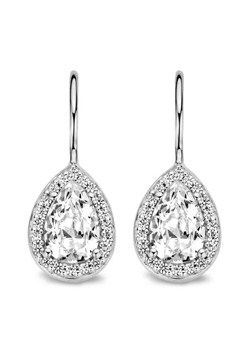 Ti Sento Silver Cubic Zirconia Earrings