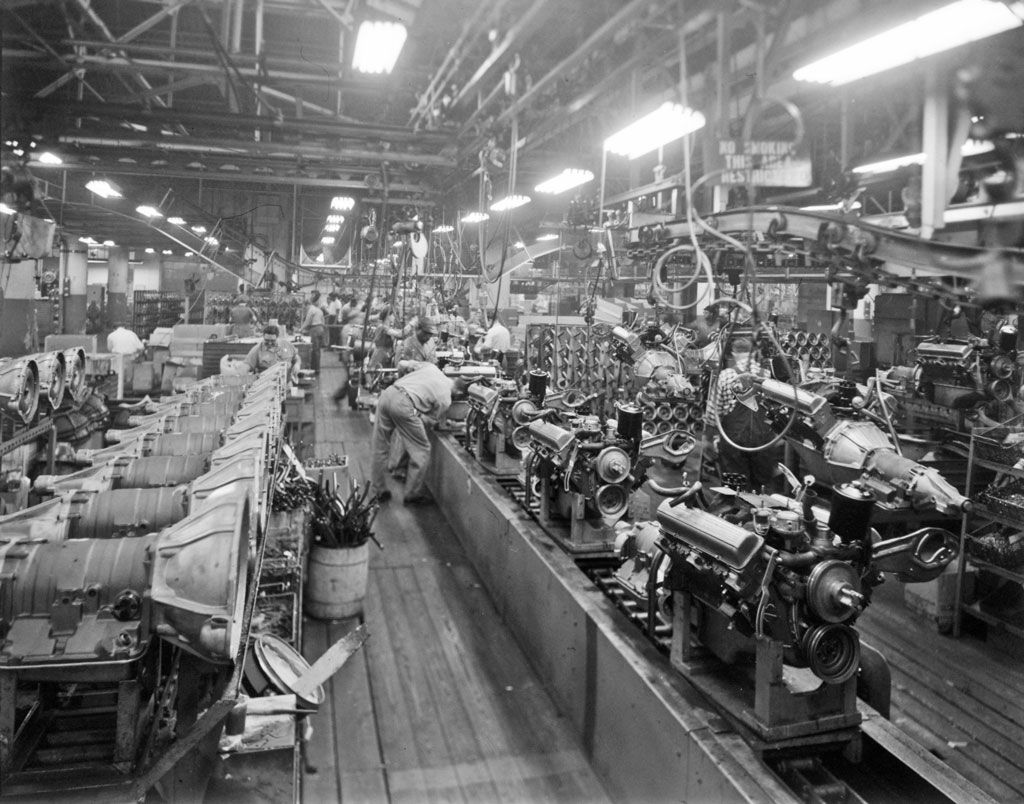 Wriston manufacturing detroit