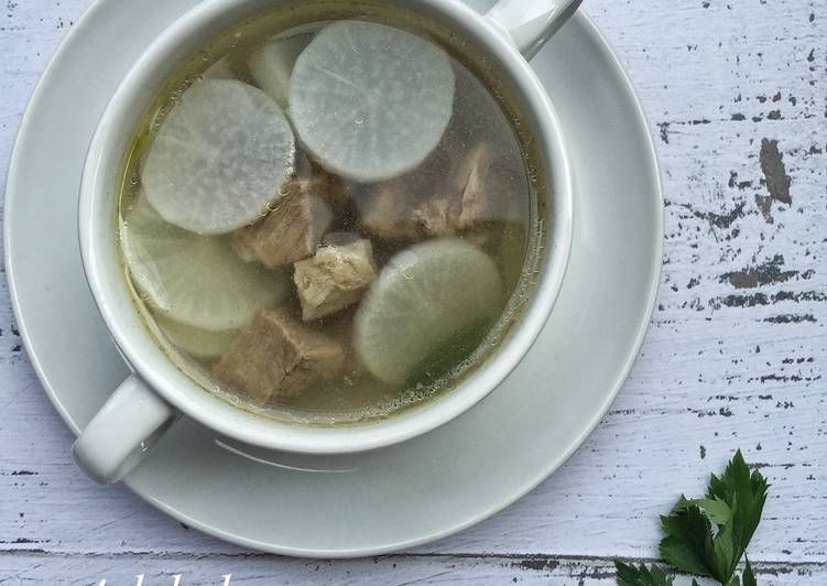 Resep Sup Lobak Oleh Susi Agung Resep Lobak Resep Sup Resep