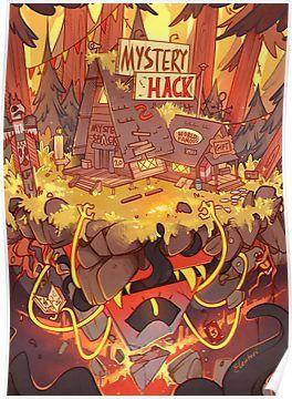 Weirdmageddon Poster