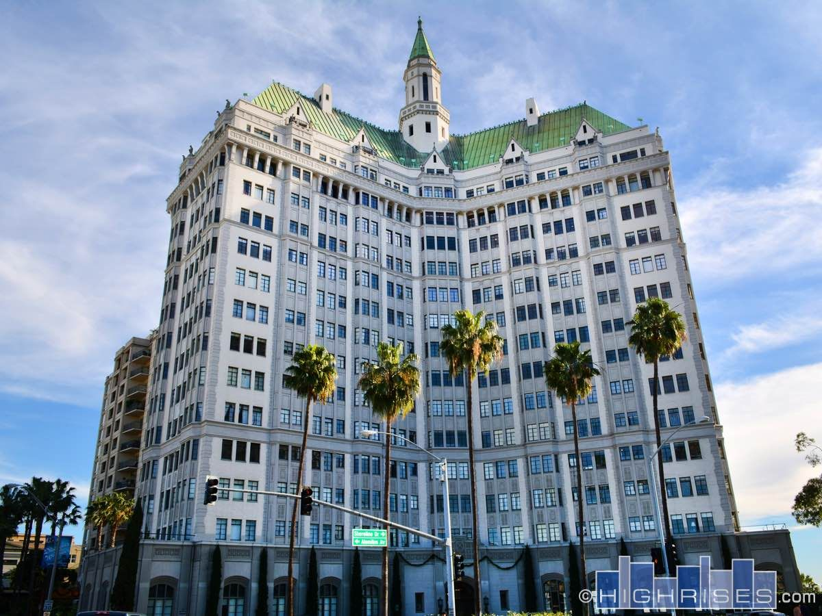 Villa Riviera Condos Of Long Beach Ca  E Ocean Blvd