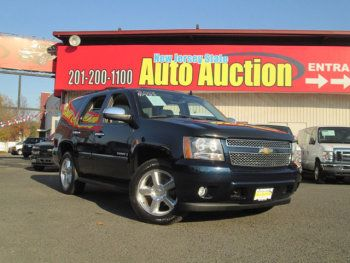 2007 Chevrolet Tahoe 4wd 4dr 1500 Ltz Chevrolet Tahoe 2007 Chevrolet Tahoe Chevrolet