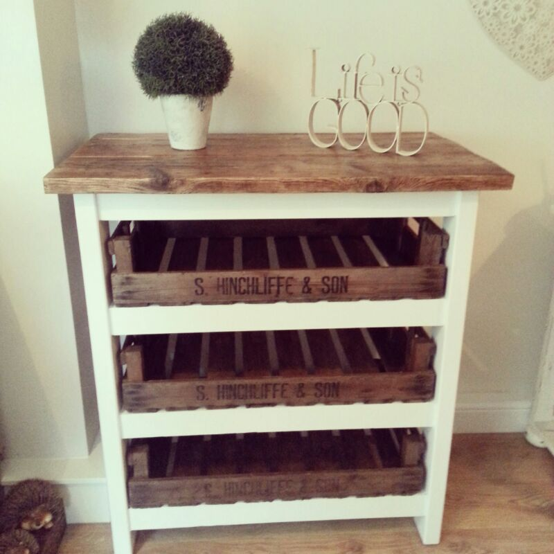 Shabby Chic Kitchen Island: Welcome To Our Stunning Rustic Shabby Chic Style Vegetable