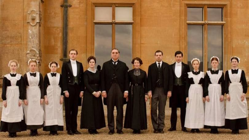 Série Downton Abbey