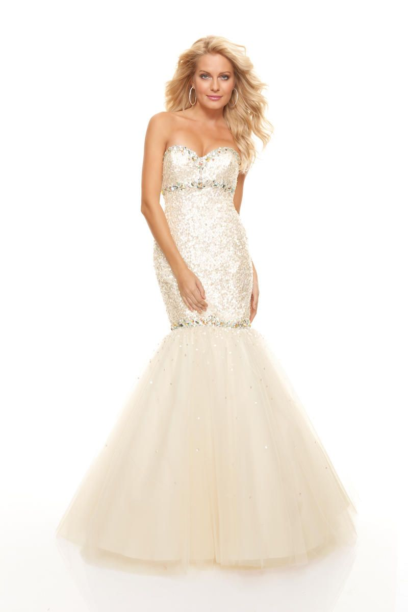 Paparazzi Prom by Mori Lee 93004