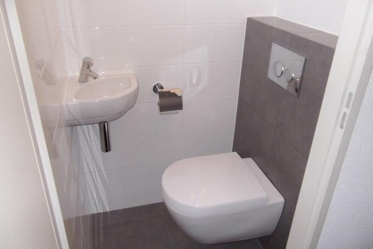 Tegels wc landelijk google zoeken house of love pinterest - Deco wc zwart wit ...