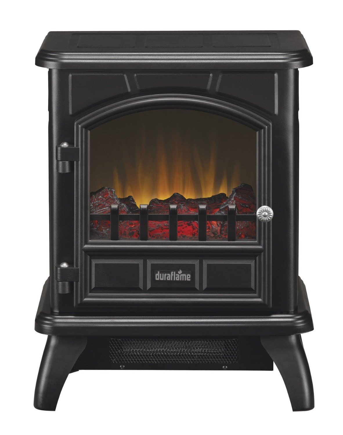 Lovely Electric Fireplace Heater Amazon Part - 11: Amazon.com: Duraflame DFS-500-0 Thomas Electric Stove With Heater,