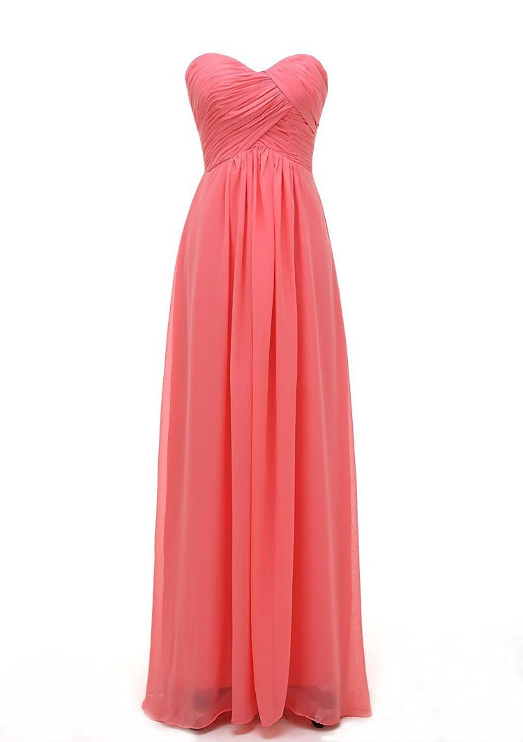 Kiss dress womens bridesmaid dresses long sweetheart prom gowns