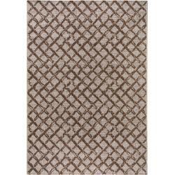 benuta In- & Outdoor-Teppich Cleo Braun 160x230 cm - für Balkon, Terrasse & Garten benuta #leinwandideen