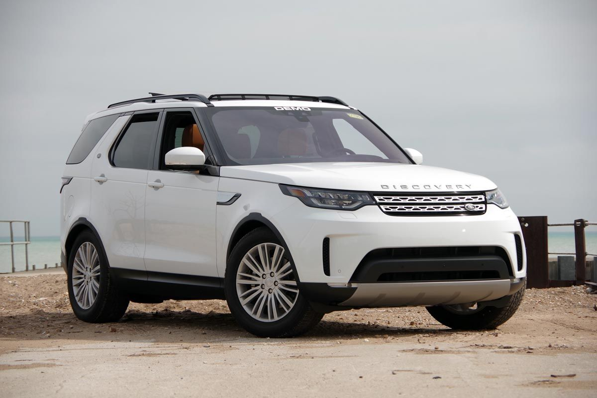Land Rover Northfield >> The All New 2017 Land Rover Discovery Is Here Stop In Today Take