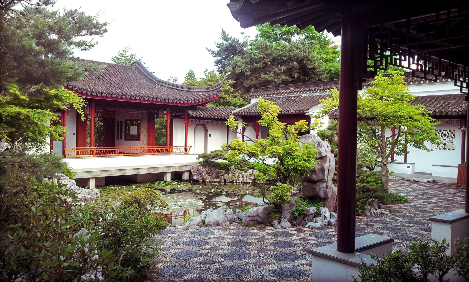 dr. sun yat sen chinese garden | Japanese garden, Chinese ...