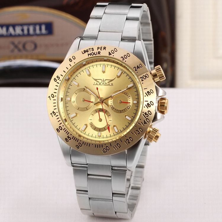 447876b415f4 China Wholesale Jargar automatic mechanical movement designer inspired  watches at cheap