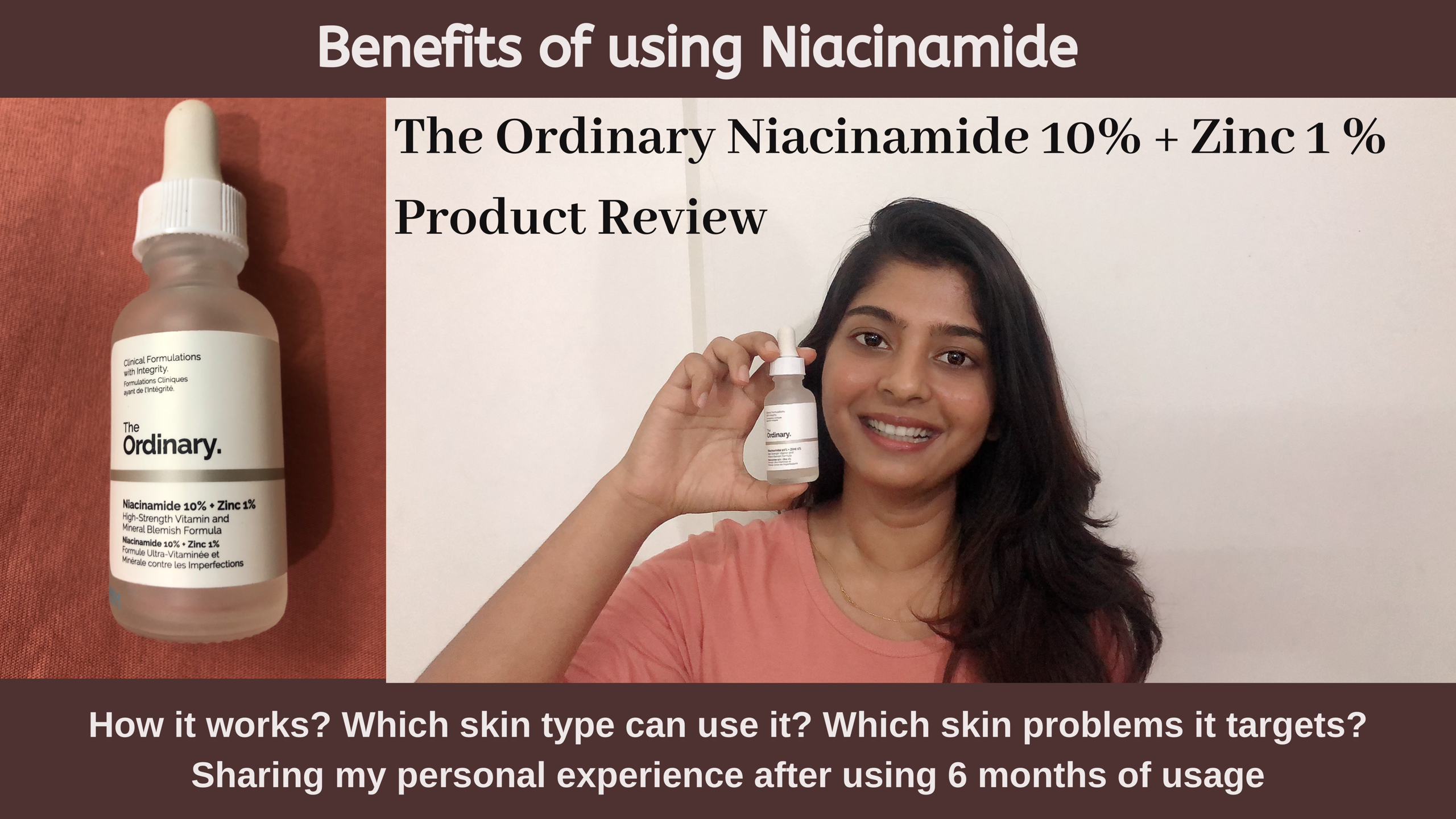 In Depth Review Of The Ordinary Niacinamide Reduce Pores Reduce Pore Size The Ordinary Skincare