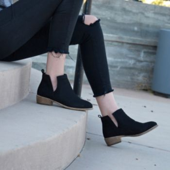 Journee Collection Lainee ... Women's Ankle Boots cRih9jVDg
