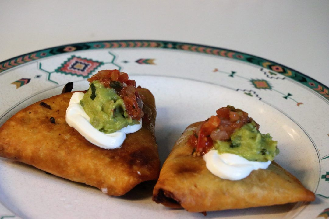 Fried Taco Triangles: Spice Up Your Taco Tuesday — The Coffee Mom