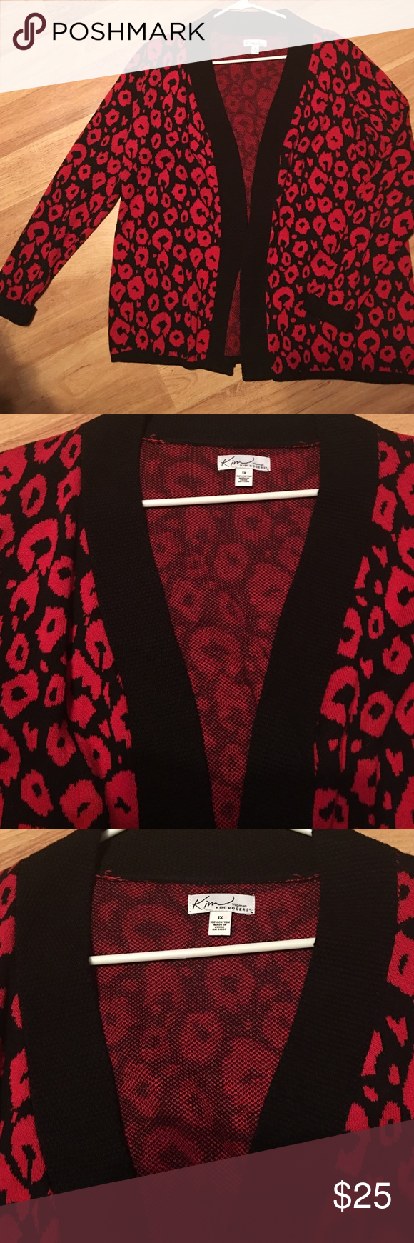 Red Cardigan | Red black, Customer support and Delivery