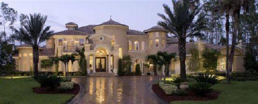 Luxury European Home Plans Portfolio,contemporary House