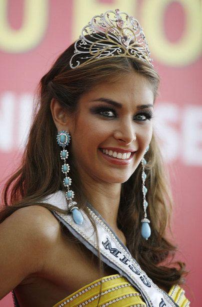Miss Universe 2008 Dayana Mendoza of Venezuela | Beauty Queens ...
