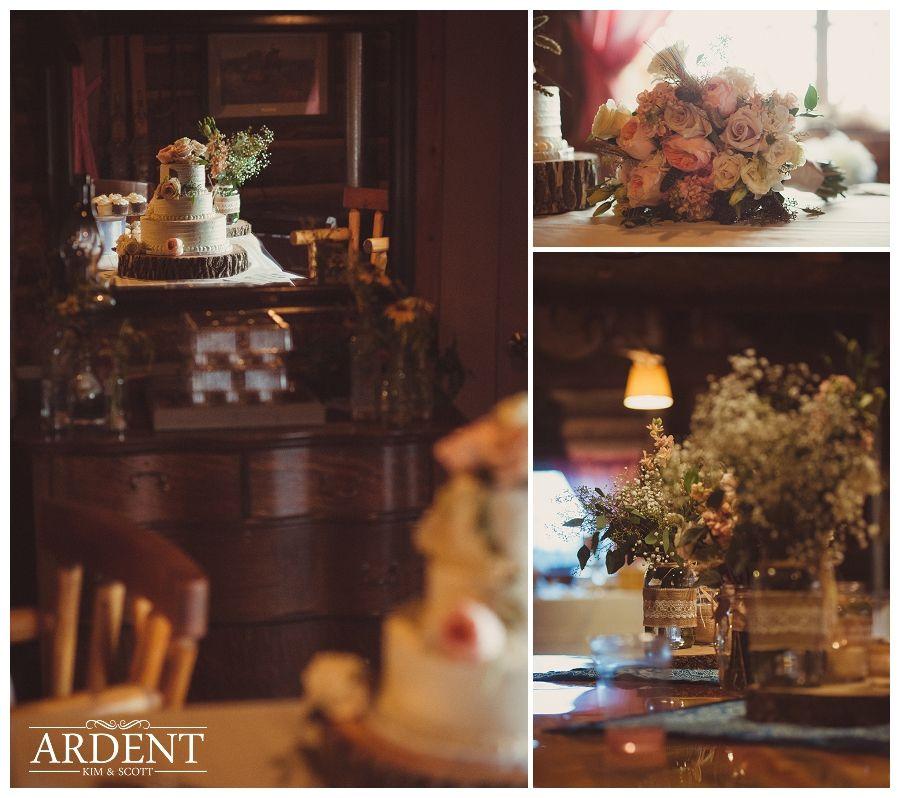 McKenzie & John | Centennial, Wyoming Wedding | Mountain Wedding | Brooklyn Lodge Bed and Breakfast | WY & CO Wedding Photographers | Ardent Photography