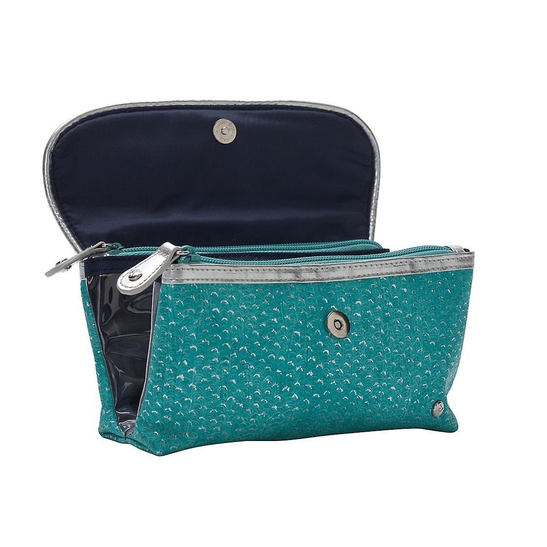Stephanie Johnson, Laguna Katie Folding Cosmetic Bag in