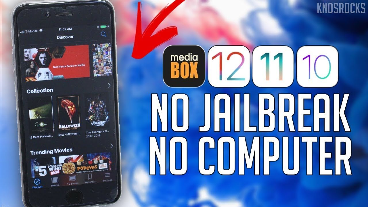 NEW! Get MediaBox HD iOS 12 1 - 12 / 11 / 10 Movie Box