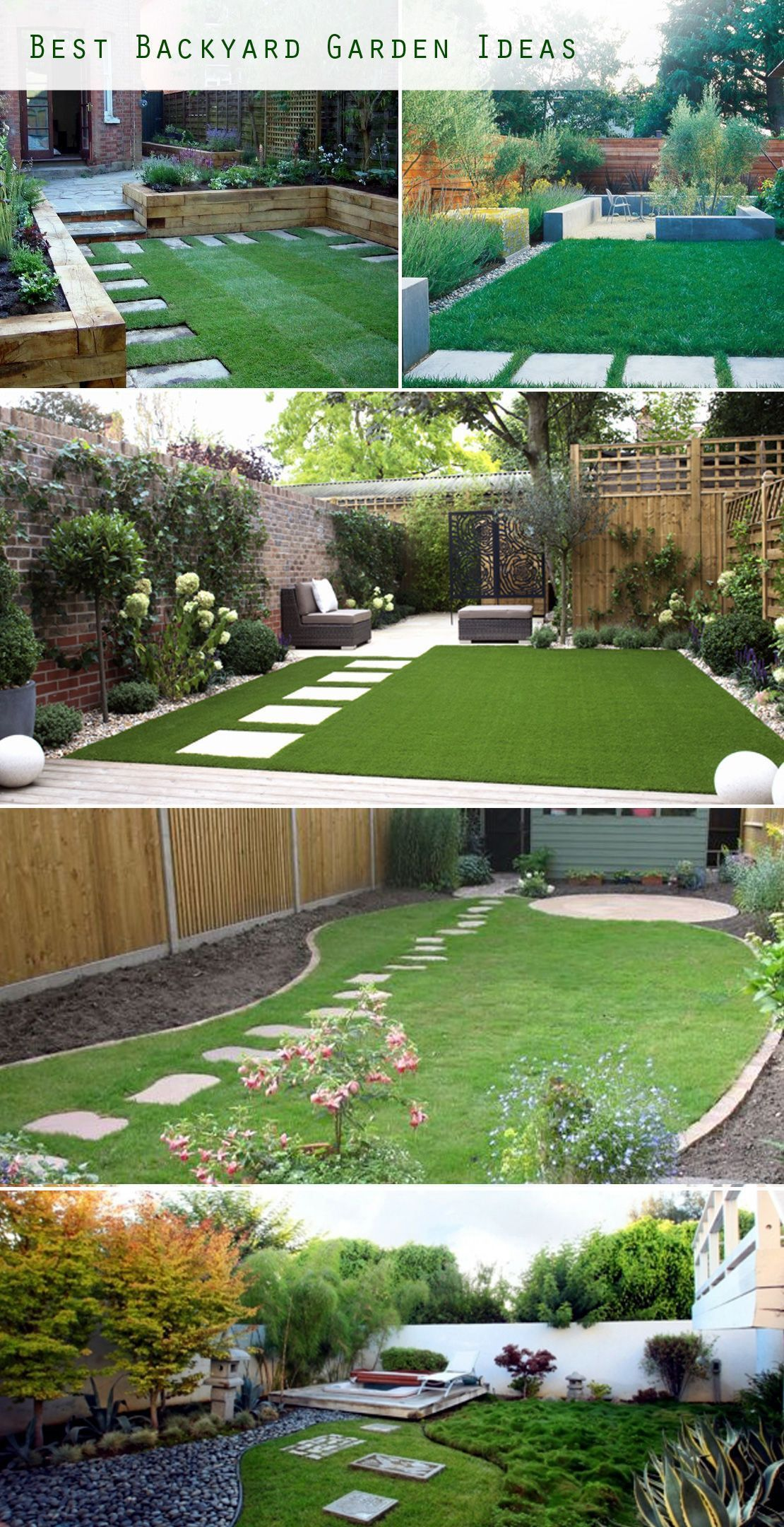 New Garden Landscaping Design Inspiration Backyards 10 Gardening Ideas Pinte In 2020 Backyard Garden Landscape Garden Landscape Design Garden Design Layout Landscaping
