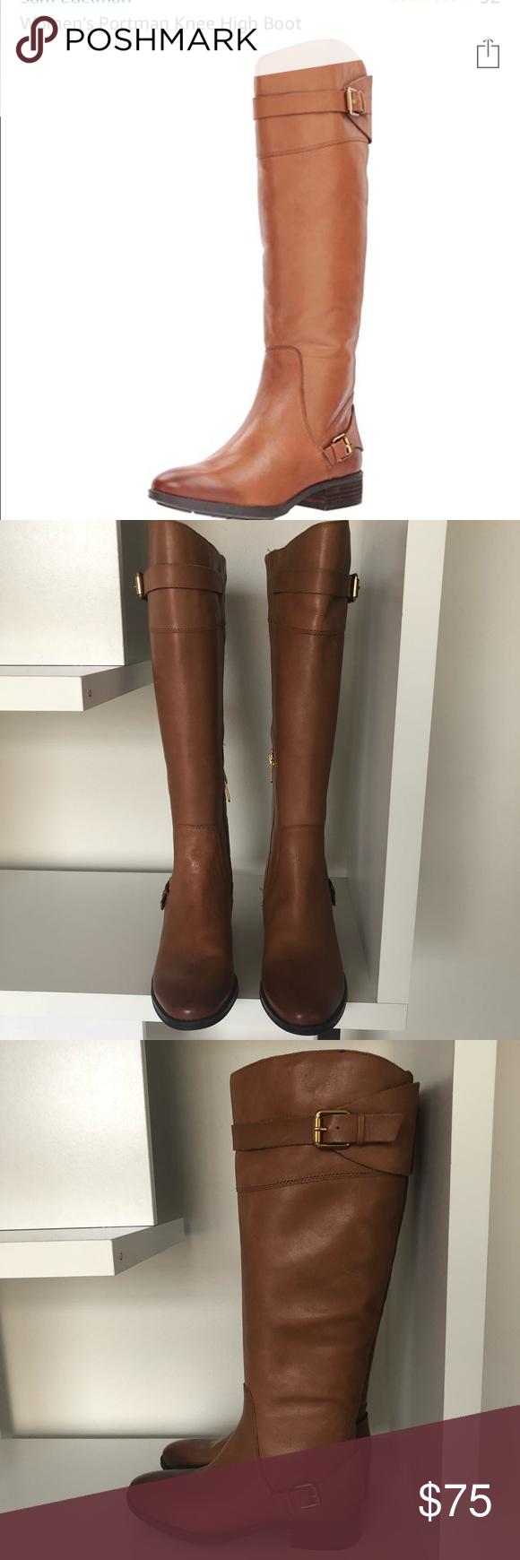 ba388271808fc Sam Edelman Portman Knee high boots Size 6.5 Brand New Equestrian style Sam  Edelman Portman boots ...