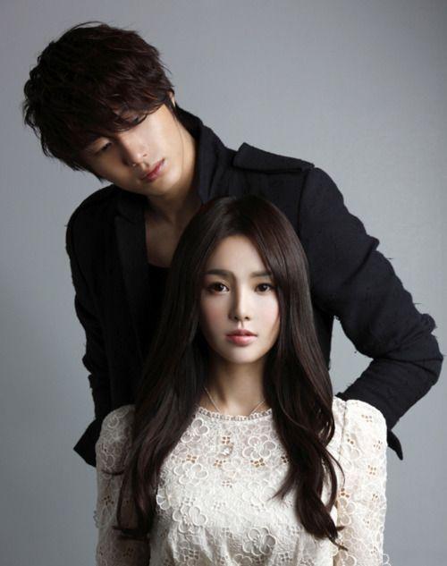 Jung Il Woo & Nam Gyu Ri