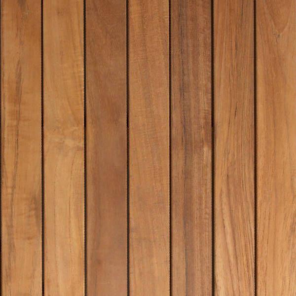 Teakdecking Novawood Novathermowood Thermowood Deck