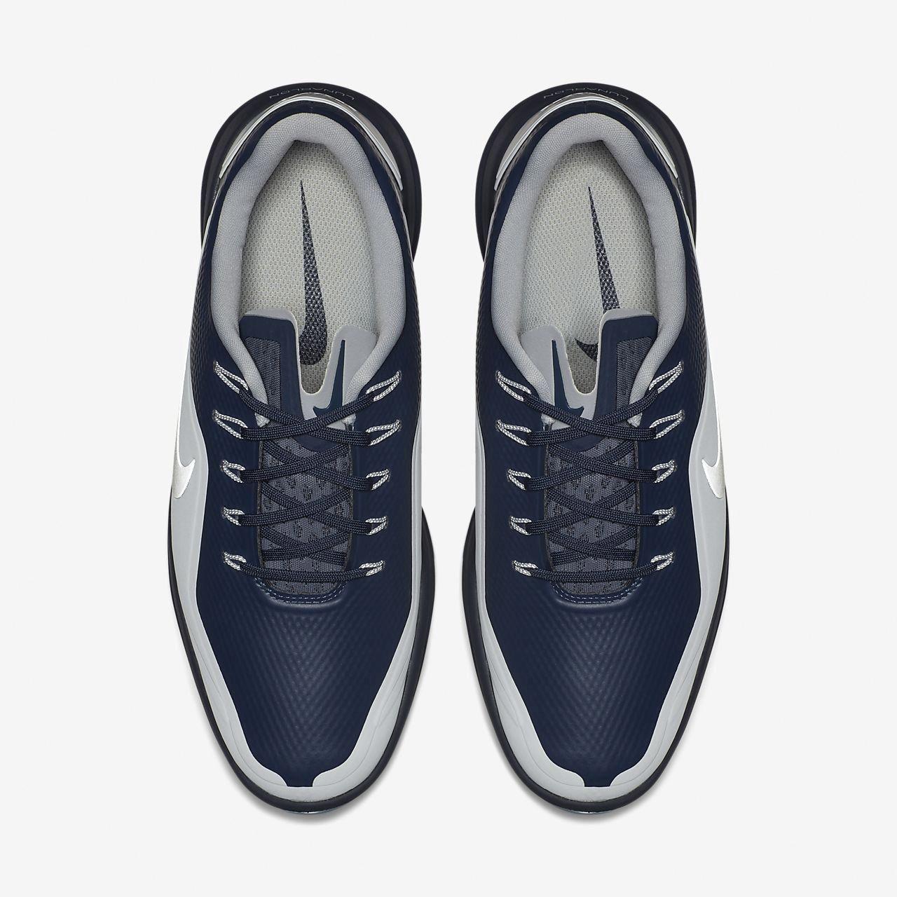 3f33337ada4a Nike Lunar Control Vapor 2 Men s Golf Shoe - 9 Silver  mensgolfshoes ...