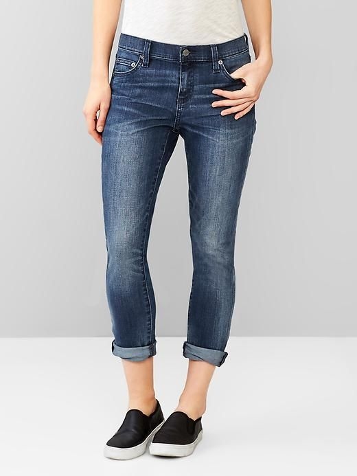5eb7a09c9 Gap Girlfriend Jeans | From the Blog | Girlfriend jeans, Jeans, Fashion