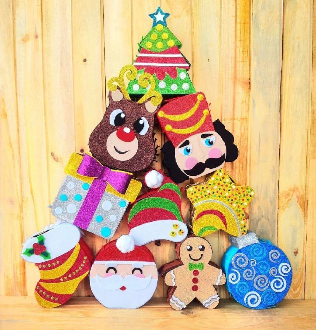 Recomendadosparanavidad Pinatas Navidad Mini Pinatas Pinatas